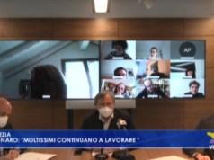 Elogio di Brugnaro ai lavoratori che sostengono l'Italia