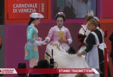Le Ceramiche di Capodimonte trionfano al Carnevale di Venezia 2020