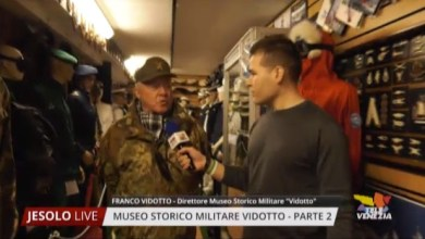 "Photo of Museo Storico Militare ""Vidotto"" a Jesolo – 2 Parte"