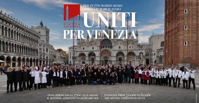 uniti per venezia