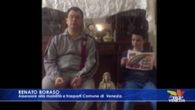 Renato Boraso conforta la cittadinanza
