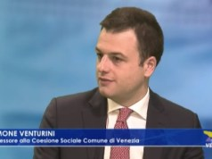Simone Venturini: Venezia e coronavirus