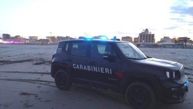 Photo of Coronavirus: uomo in spiaggia a Sottomarina, multato dai Carabinieri