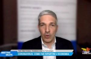 Fabio Fontana: importanza della collaborazione tra aziende e università