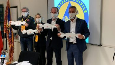 Coronavirus: arrivano le mascherine made in Veneto