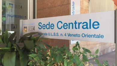Coronavirus: 4 nuovi casi nel Veneto Orientale