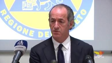 VIDEO: Coronavirus: Luca Zaia approva l'estensione della zona rossa all'Italia - Televenezia
