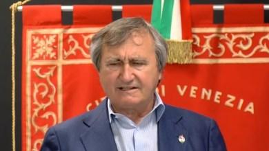 Coronavirus a Venezia, aggiornamento 24 aprile: parla Brugnaro
