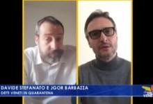 Coronavirus e detti veneti: Davide Stefanato e Jgor Barbazza