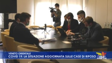 Photo of Case di riposo dell'ULSS4: bollettino del 3 aprile