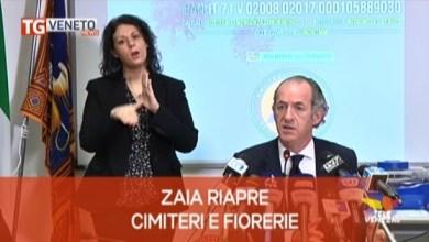 TG Veneto News: le notizie del 24 aprile 2020