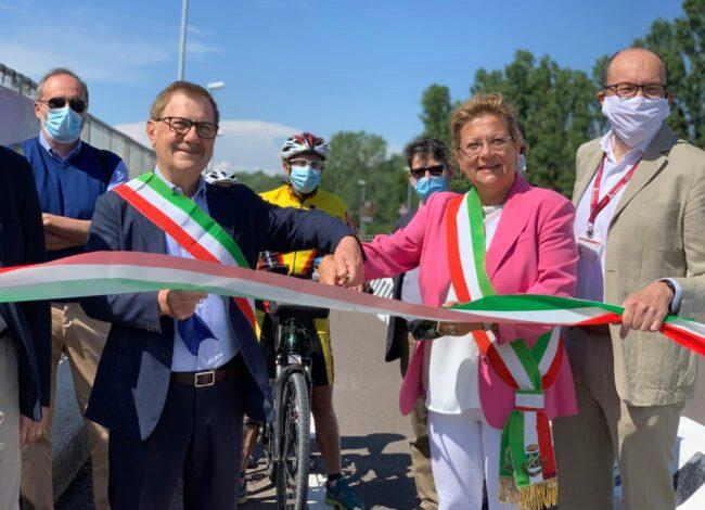 Jesolo e Cavallino-Treporti uniti con le due ruote: aperta la pista ciclabile - Televenezia