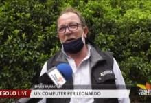 Un computer per Leonardo: l'appello del padre