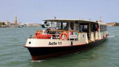 Actv, da lunedì 8 giugno potenziati vaporetti e bus