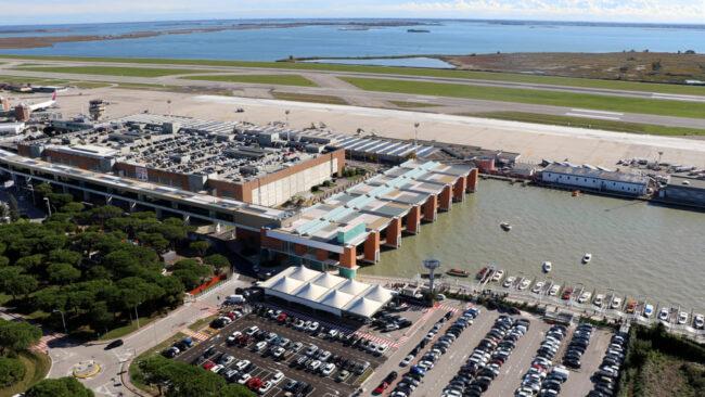 Aeroporti del Veneto non più a rischio coronavirus