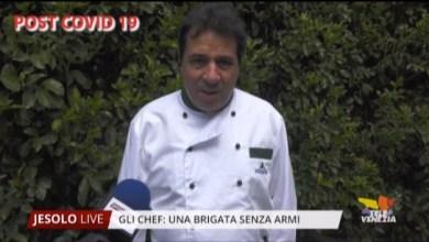 Gli Chef: una brigata senza armi. Parla Alberto Paladino