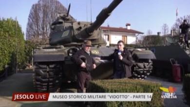 """Museo Storico Militare """"Vidotto"""" a Jesolo – 14 Parte"""