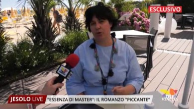 Photo of Essenza di Master, il nuovo romanzo erotico di Martina Priviero