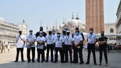 Photo of I Guardians tornano in azione in piazza San Marco