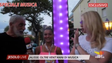Photo of Jalisse: oltre vent'anni di musica. L'intervista
