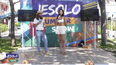 Photo of Jesolo Summer Show: 8° puntata – Valentina Vignali