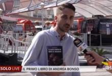 """Andrea Bonso presenta il libro: La felicità profuma di muffin al cioccolato"""""""