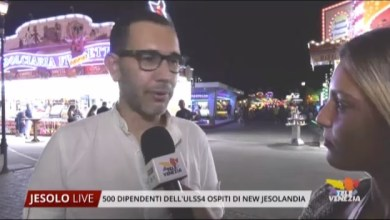 Photo of New Jesolandia: 500 dipendenti dell'Ulss4 ospiti al luna park