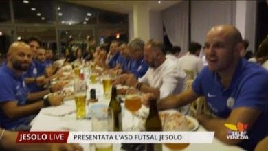 Photo of Asd Futsal Jesolo: presentata la squadra 2020/20201