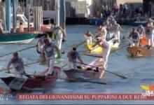 Regata Storica 2020: regata dei giovanissimi e delle caorline