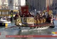 Regata Storica di Venezia 2020: corteo storico sportivo