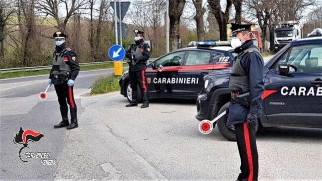 Controlli nel weekend a Mestre: un arresto e sei denunciati - Televenezia