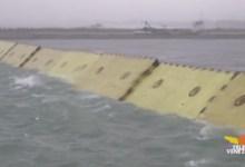 Porto di Venezia: persi 120mila dollari il giorno del Mose