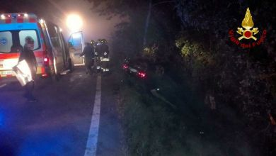 Photo of Salgareda, auto vola nel fossato: un morto, gravi 4 amici