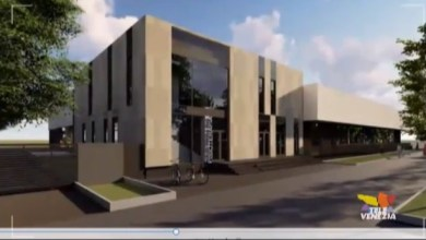 Nuova piscina di Spinea: dieci mesi di lavori e poi sarà realtà