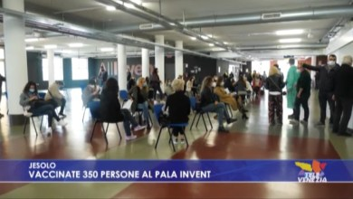 Photo of Vaccinazioni antinfluenzali: a Jesolo vaccinate 350 persone