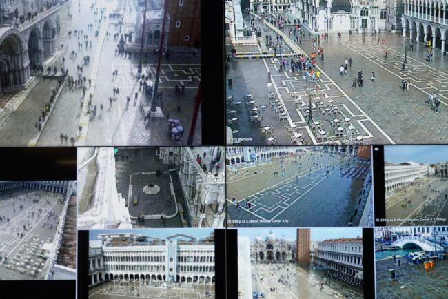 Mose ferma l'acqua alta a Venezia. Il test è positivo