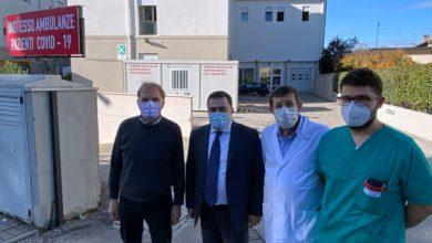 Pazienti Covid: attivata la sezione alla casa di Cura Sileno e Rizzola