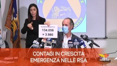 TG Veneto News: le notizie del 26 novembre 2020
