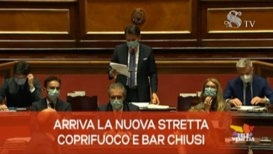 TG Veneto News: le notizie del 3 novembre 2020