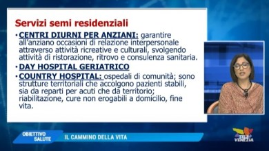 Servizi semi residenziali in Veneto