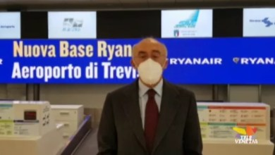 Ryanair crede sui vaccini e annuncia la ripresa
