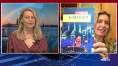 """Sara Zanferrarri ci presenta il libro """"Natale a Venezia"""""""