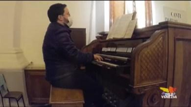 "VIDEO: Organista Mattia Tessarin interpreta ""Astro del Ciel"" - Televenezia"