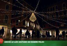 Natale 2020: anche le luminarie aiutano ad essere felici