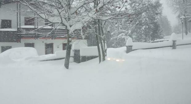 Meteo in Veneto: stato di attenzione per nevicate da Capodanno 2021