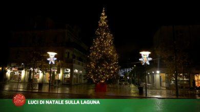 Natale 2020: le luci di natale sulla Laguna