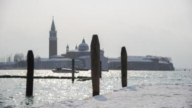 Meteo in Veneto: in arrivo forti venti e neve anche in pianura