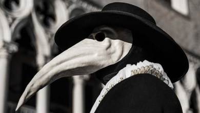 Il Medico della peste: la maschera inquietante