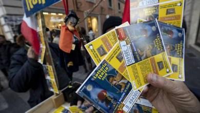 Lotteria Italia: In tutta la regione premi per 500mila euro