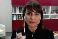 Antonella Viola contro Draghi per la proposta di una dose di vaccino a tutti